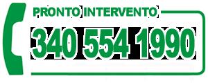 Chiama il numero 340.5541990